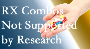 The Chiropractic TRUhealthDR uses research supported chiropractic care including spinal manipulation which may be found useful when non-research supported drug combinations don't work.