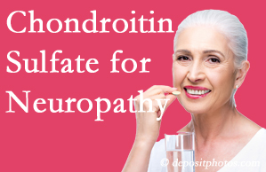 The Chiropractic TRUhealthDR shares how chondroitin sulfate may help relieve Colorado Springs neuropathy pain.