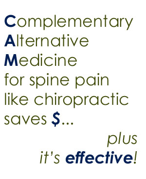 spine pain help from Colorado Springs chiropractors