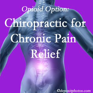 Instead of opioids, Colorado Springs chiropractic is valuable for chronic pain management and relief.