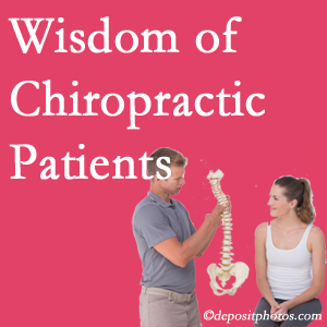 Many Colorado Springs back pain patients choose chiropractic at The Chiropractic TRUhealthDR to avoid back surgery.